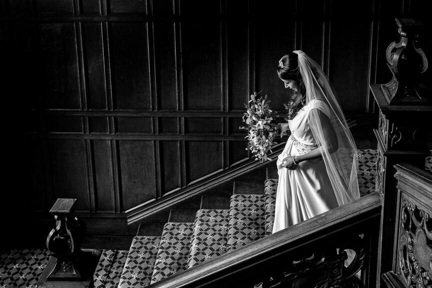 Tylney Hall Stairs