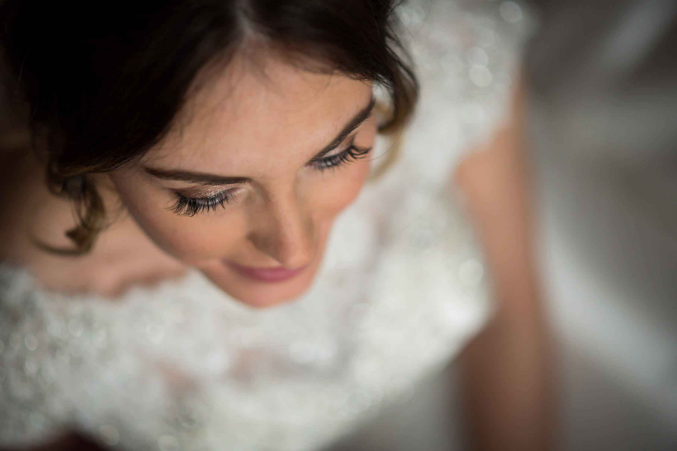 Bridal Portrait at Tylney Hall