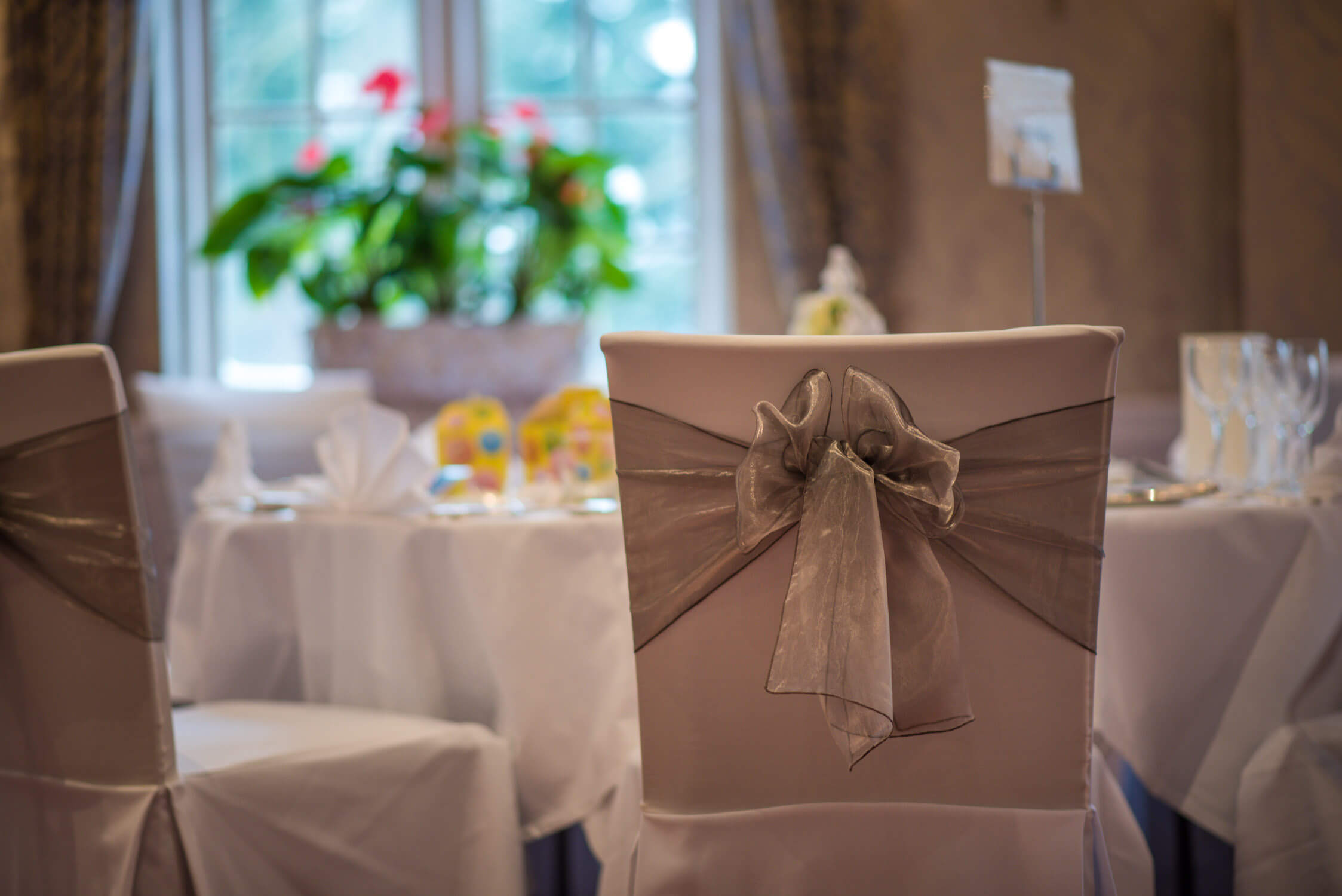 Tylney Hall Wedding Breakfast