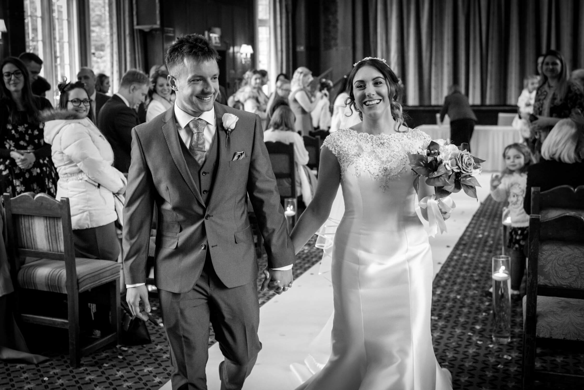 Married at Tylney Hall