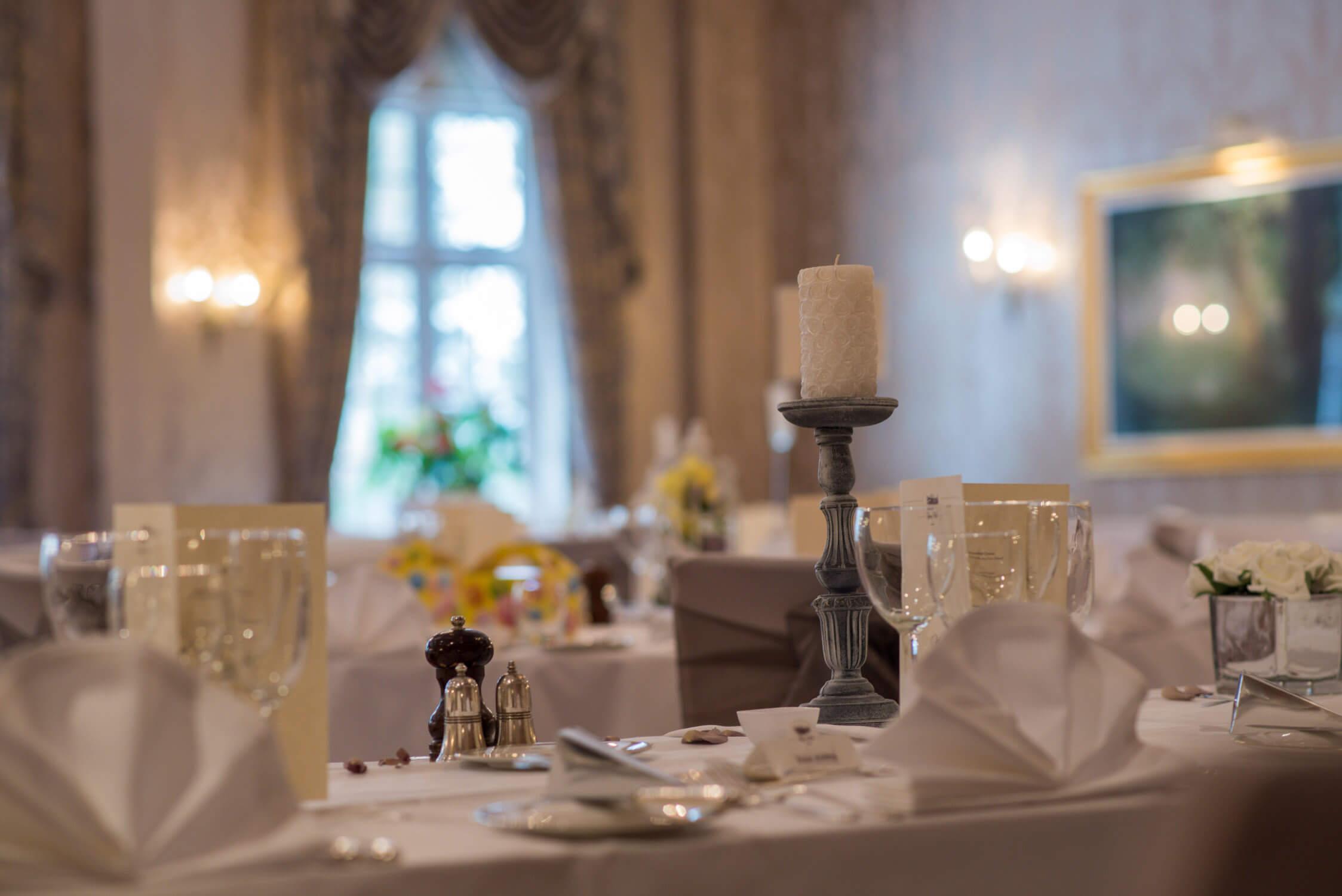 The lovely Tylney Hall